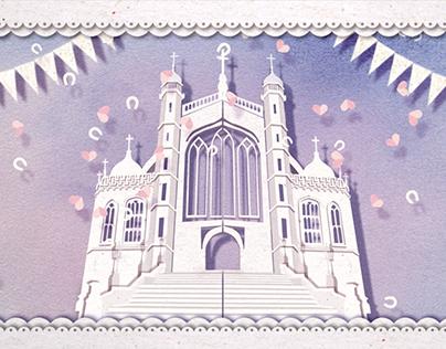 An Invitation To The Royal Wedding