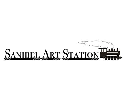 Sanibel Art Station Logo