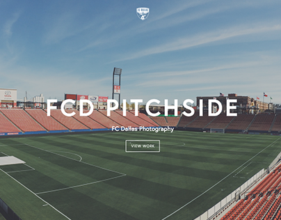 FCD Pitchside Photography