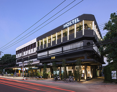 HOSTEL BY BED CHIANGMAI