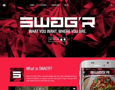 Swagrapp Website