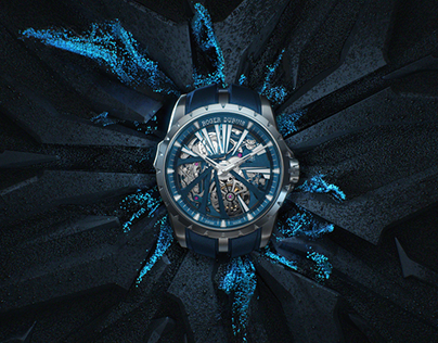 Roger Dubuis - Diabolus in Machina