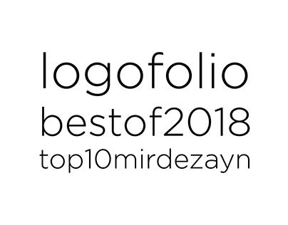 LogoFolio 2018 Top 10 Mirdezayn