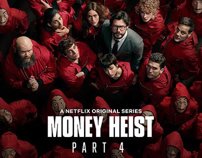 Money Heist - Netflix