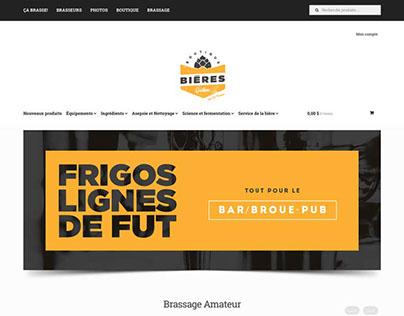 Boutique Bières Quebec