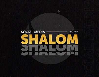 Social Media - Shalom #1