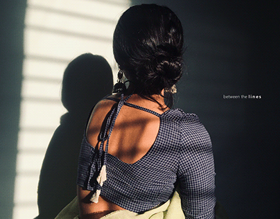 Between the lines - Indian Apparel
