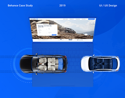 Auto Platform (UI/UX Design)