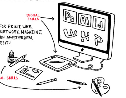 Illustrated CV - Resume