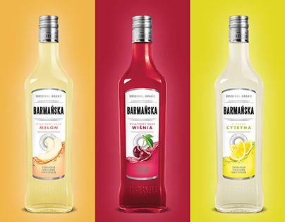 Barmanska - alcohol labels refreshing