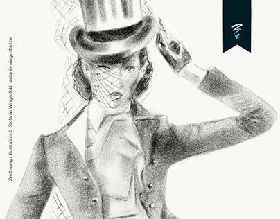 Fashion Illustration / Digital Drawing