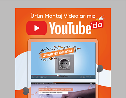Mounting Video Mailing Design
