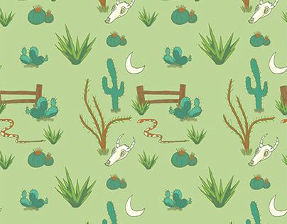 Southwest inspired pattern