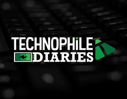 Logo - Technophile Diaries