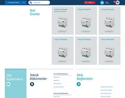 UI / UX for SANTRAL AŞ