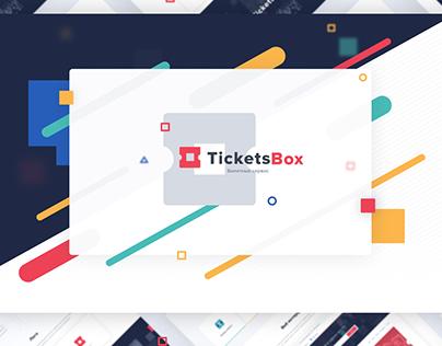 Ticketsbox - Tickets selling