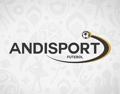 Campanha Andisport Futebol Copa 2018