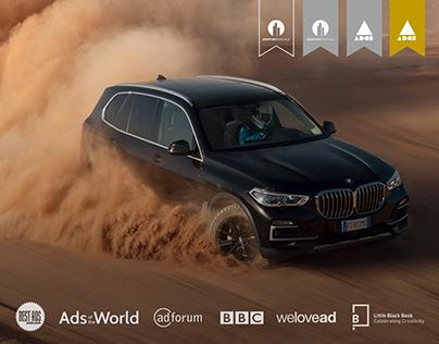 BMW X5 - MonzaSahara