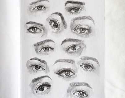 Eyes of Muses