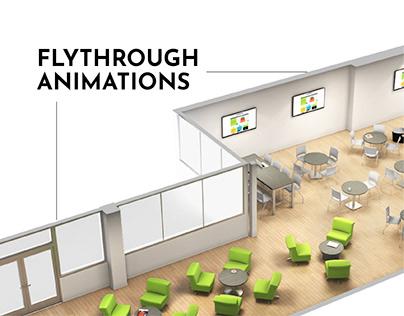 Flythrough Animations