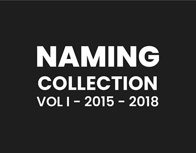 Naming Collection - Vol I