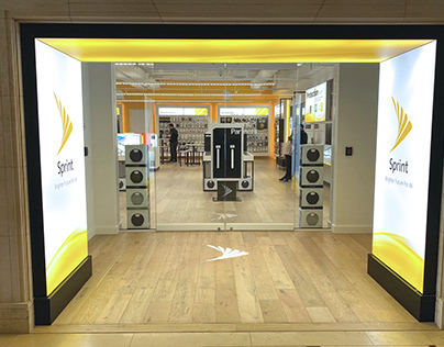 Sprint Experience Retail Store