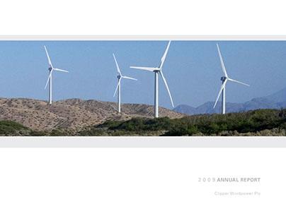 Clipper Windpower Annual Report