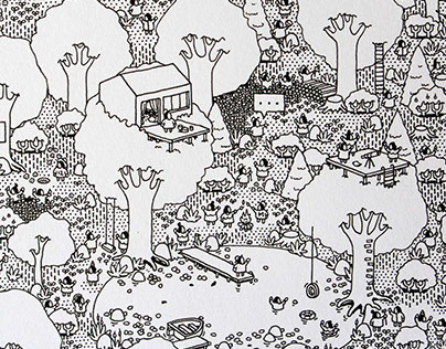 Hidden Folks - The Game - Posters