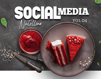 Social Media | Nutellino