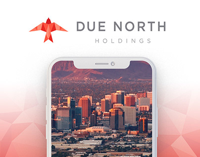 Due North Holdings | Website Redesign 🖥