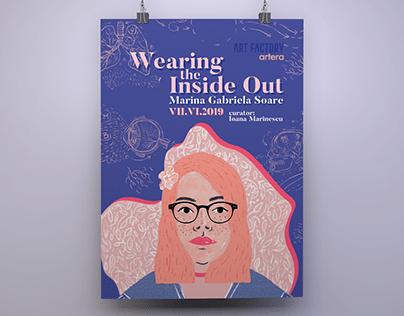 Wearing the Inside Out - Marina Gabriela Soare