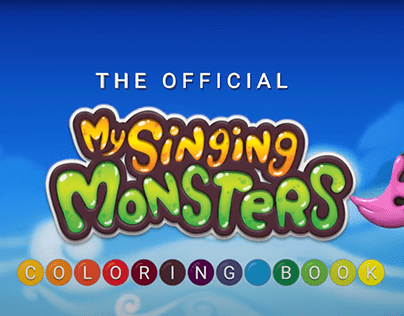 VIDEO: My Singing Monsters: Colouring Book Ad