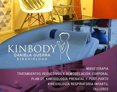 Kinbody - Daniela Guerra