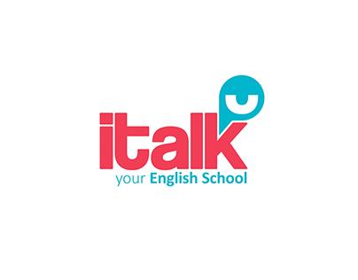 iTalk - Branding and Materials