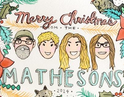 A Very Matheson Christmas