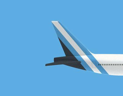 Aerolíneas Argentinas | Rebrand concept