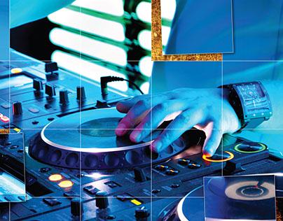 DJ Kronic - Tsunami Full Page Advert