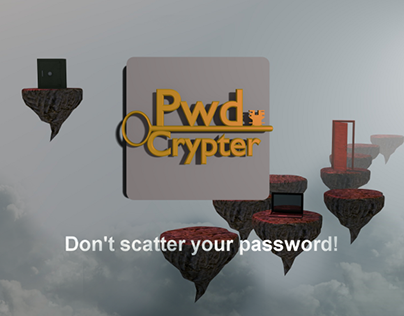 Promotional image for PwdCrypter
