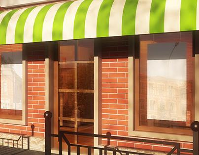 Shopfront Designing