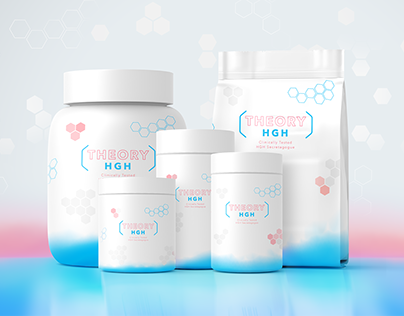 Theory HGH Packaging & Marketing