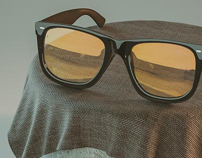 3D - Sunglasses