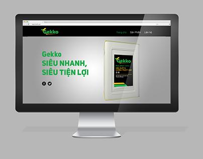 Gekko website