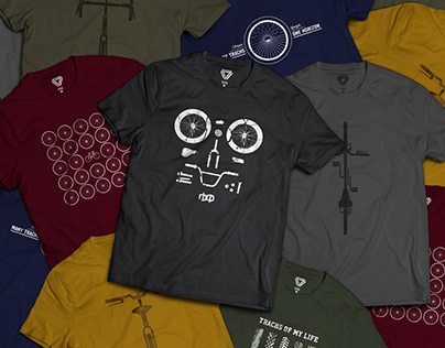 GW Bicycles: Olimpia T-Shirt Collection Vol. 2