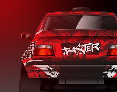 BASTER E36