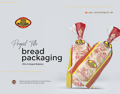 Bread Packaging | Zito Integral