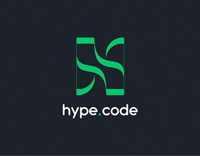 Hype Code - Branding / Corporate Identity