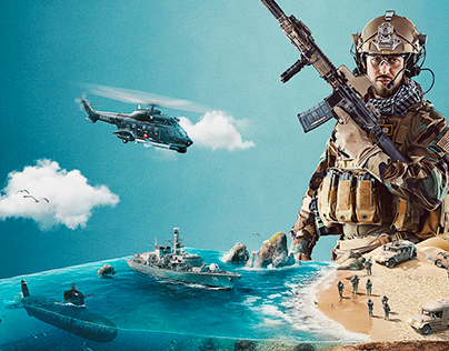 Join The Army | Atalah &Viveros - 2015