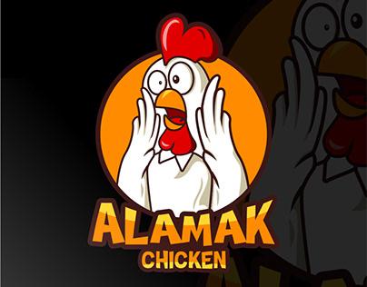 Alamak Chicken - Logo