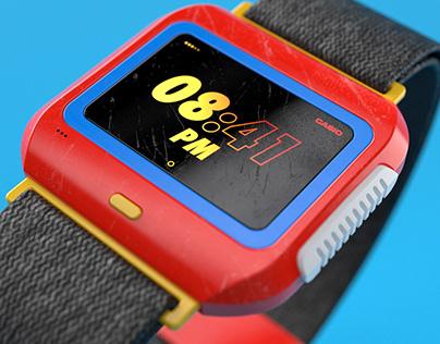Casio Smartwatch Crossover