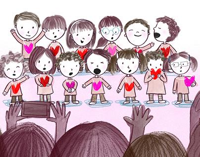 Valentine Chorus